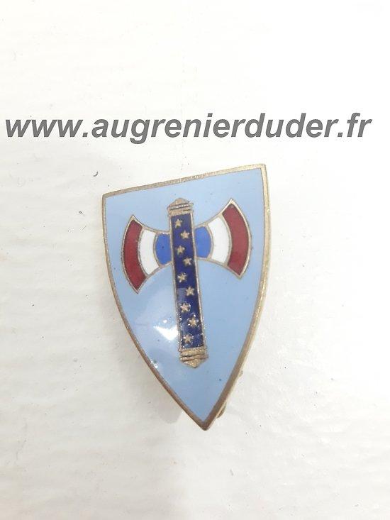 Insigne Vichy Francisque France ww2