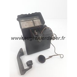 Téléphone tm32 France 1940
