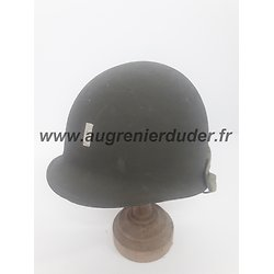 Casque M1 first lieutenant ww2