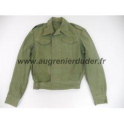 Blouson toile modèle 1944 Indochine / Algérie