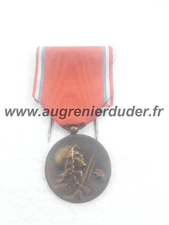 médaille défense de Verdun France ww1