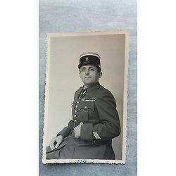 Photo portrait gendarme 1940