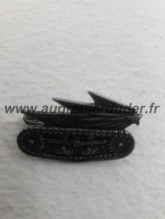 Insigne général troupes motorisées France 1940