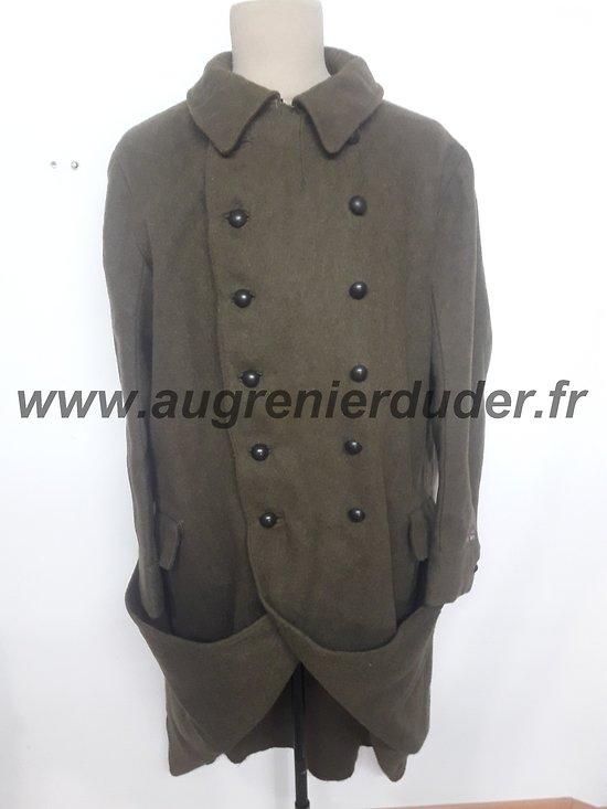 Capote modèle 1922 France ww2