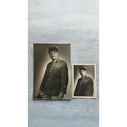 Photos d'un commandant 4ème génie 1940