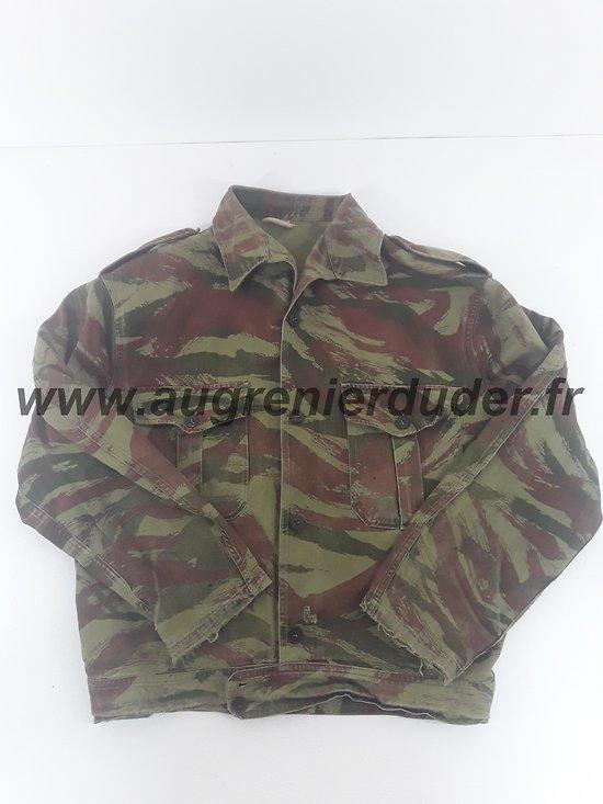 Blouson commando de chasse France 1960