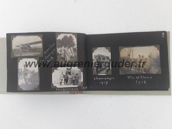 Album photo Verdun 1915  France ww1