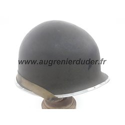 Casque lourd m1 pattes fixes USA wwII