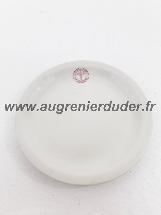 assiette medical corps US ww2