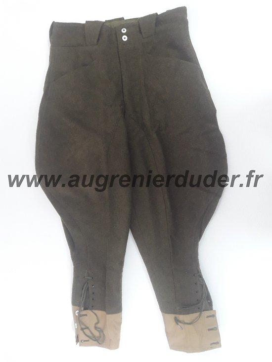 pantalon / culotte modèle 1941 France