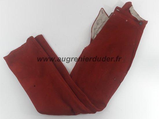 Pantalon garance modèle 1867 France ww1