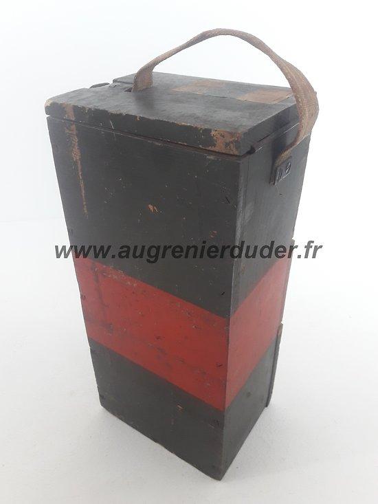 caisse munitions 300 platzpatronen Allemagne ww2