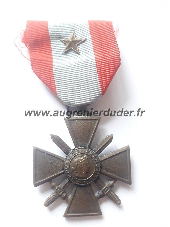 médaille T.O.E France