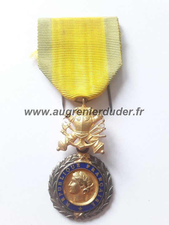 médaille valeur militaire France
