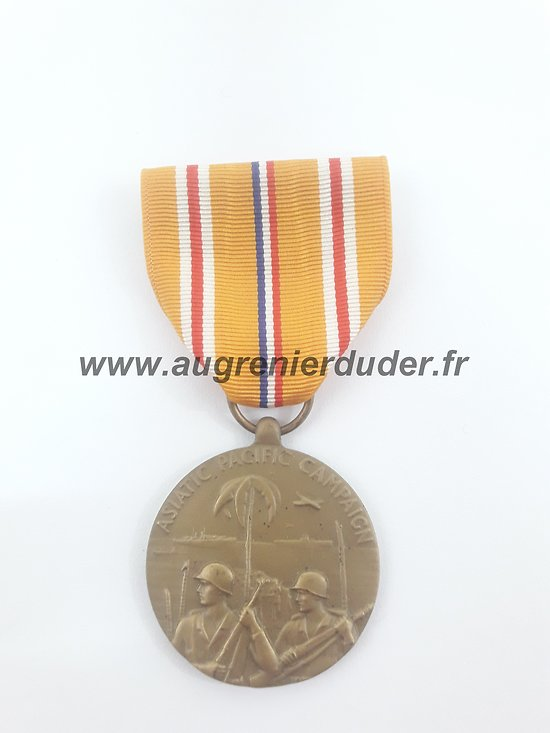 Médaille asiatic pacific campaign US ww2