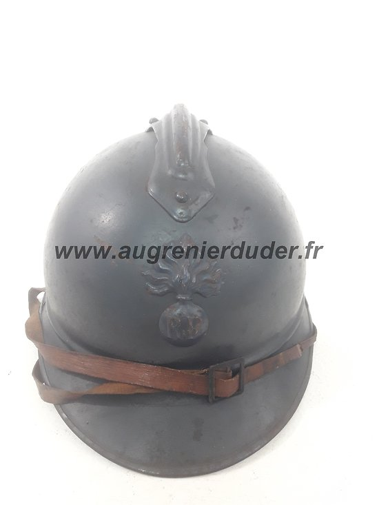 Casque Adrian infanterie France ww1