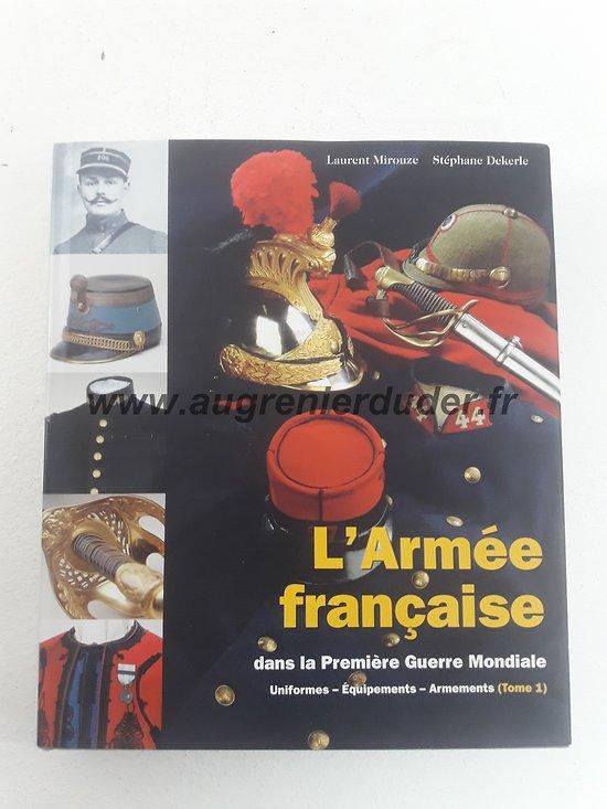 Livre L'Armée Française ww1