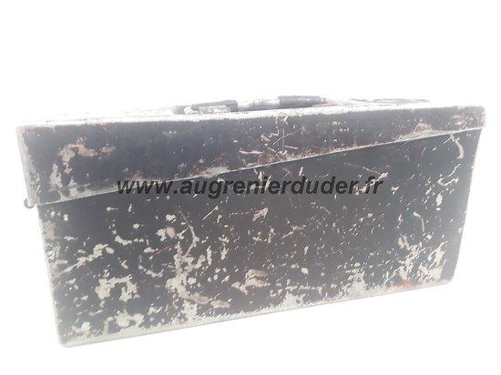 Caisse mg34 /42 Aluminium Allemagne ww2