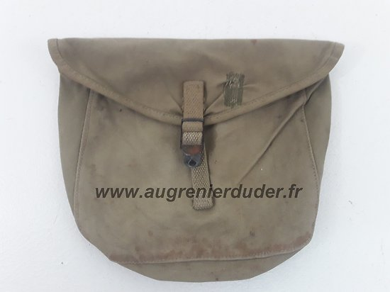 Pochette porte gamelle US ww2