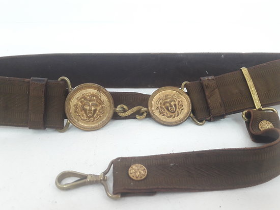 Ceinturon officier modèle 1922 France ww2