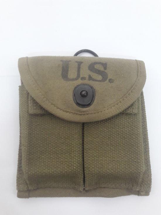 Porte chargeurs carabine USM1 France Indochine