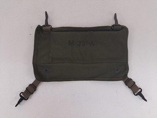 Coussin dorsal radio Bc-1000 US ww2