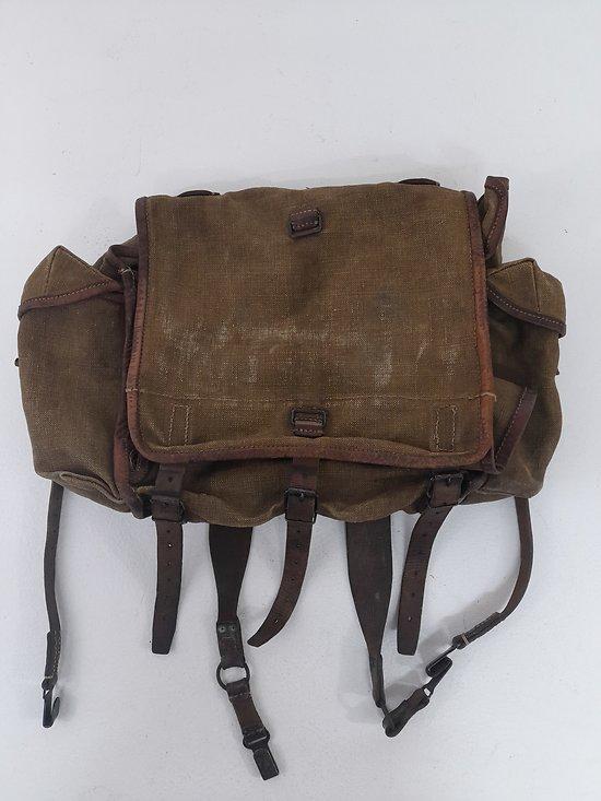 Havresac / sac à dos modèle 35 France ww2