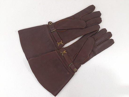 Paire de gants pilote France ww2