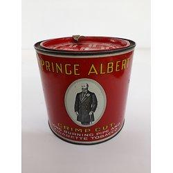 Pot a tabac Prince Albert USA ww2