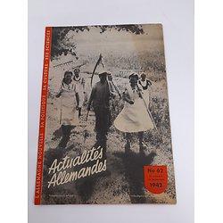 Actualités Allemandes 1942