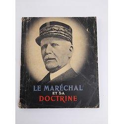 Livret Maréchal Pétain ww2
