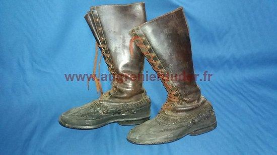 Shoe pack US ww2