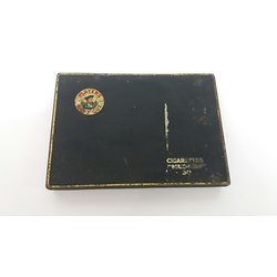 Boite cigarettes player's navy cut USA / GB ww2