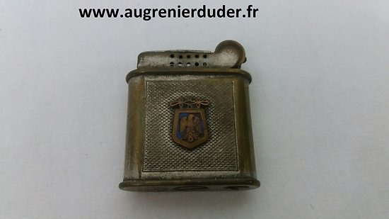 Briquet Drago 8ème Hussard France post ww2
