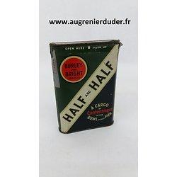 Boite tabac Half half US wwII