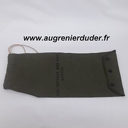Bag metallic belt link US wwII
