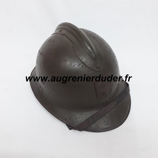Casque Adrian Défense passive France wwII