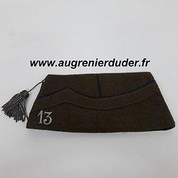 Calot à floche Belge de sous officier 1940