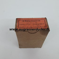 Boite cartouches Allemagne wwII / German cartridge box