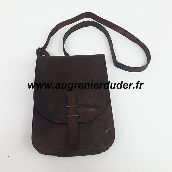Porte carte France wwi wwII / French map case