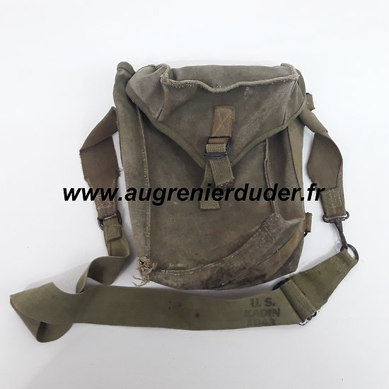Musette / pouch  general purpose US wwII