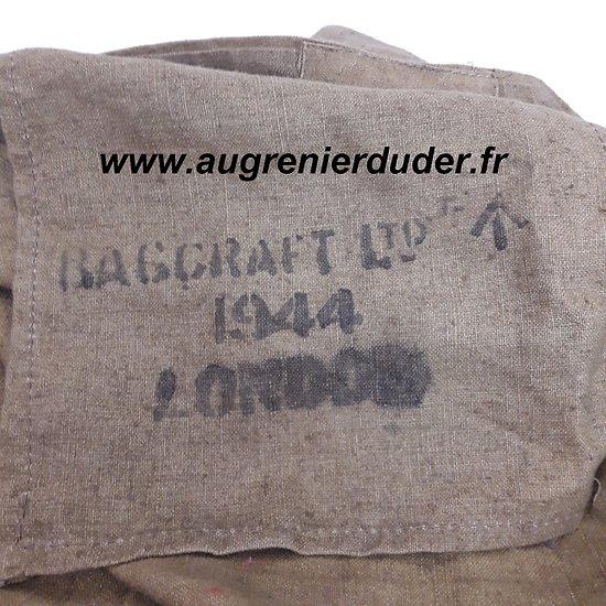 Sac paco / barrack bag Anglais 1944