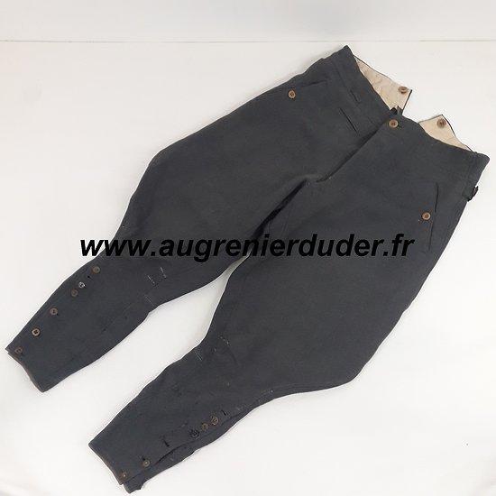 Pantalon officier Luftwaffe Allemagne wwII /  german pants luftwaffe