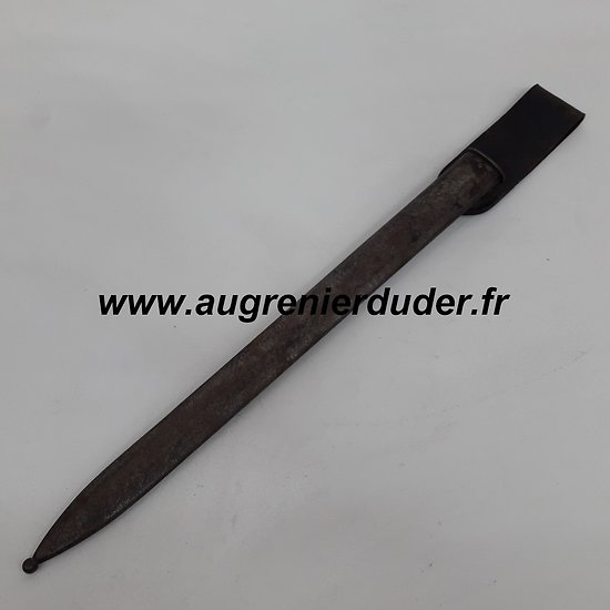 Fourreau de baionnette Rolling Block 8mm France wwI