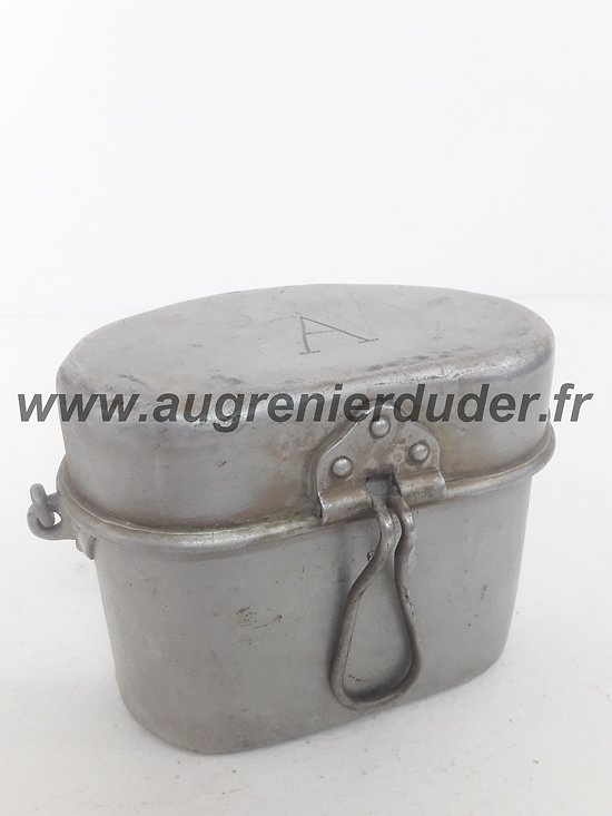 Gamelle / canteen Italie wwII
