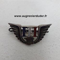 Insigne FFI France wwII
