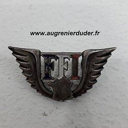 Insigne FFI France wwII n2
