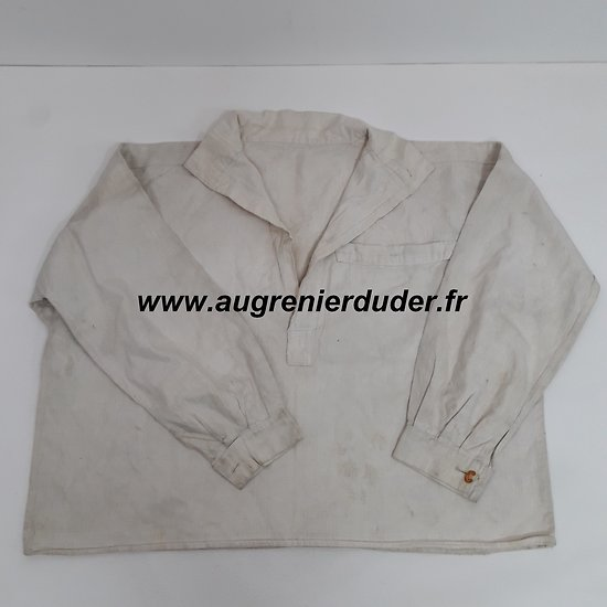 Veste bourgeron France wwI / wwII