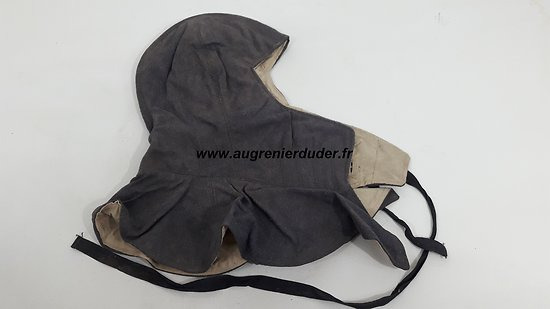 Cagoule hiver grise Allemagne wwII