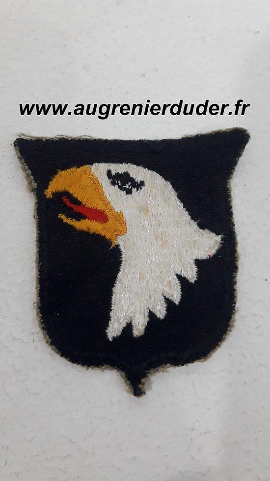 Insigne 101ème aéroportée airborne US wwII